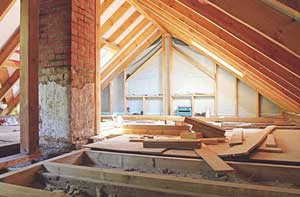 Loft Extension Kelso