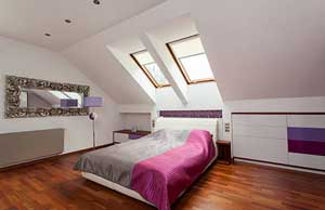 Loft Conversions Burntwood